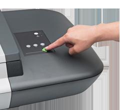 iFLEX-Hand-on-scan-button